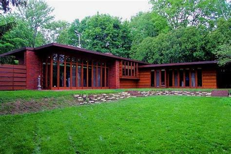 usonian house herbert jacobs house madison wi frank lloyd wright 1936