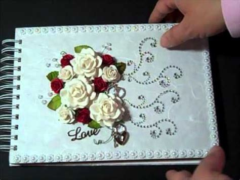 Wedding Guest Book Cover Diy by Wedding Guest Book