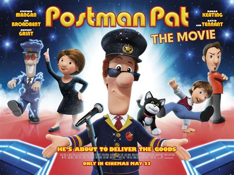 The Pat Search Was Established In The Of Postman Pat The Review Heyuguys