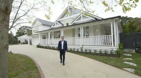 australias  houses show mount martha vic hamptons