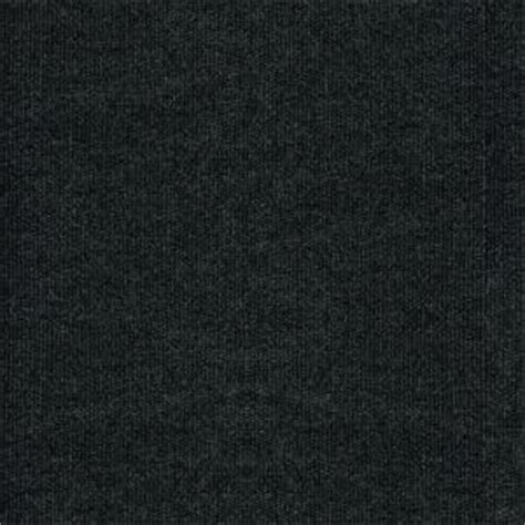 TrafficMASTER Ribbed Gunmetal Texture 18 in. x 18 in