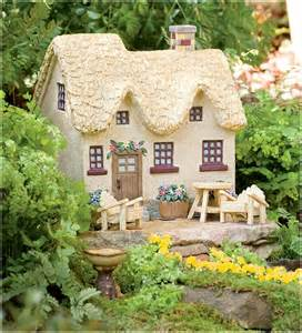 Accessory House Enchanted Miniature Gardens With Houses Where