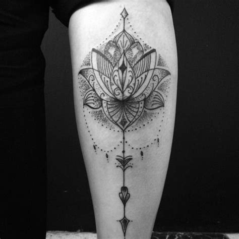 tattoo mandala panturrilha 17 best images about tatuaggi on pinterest dots to lines