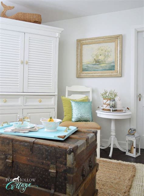 house decorating ideas coastal living intended for