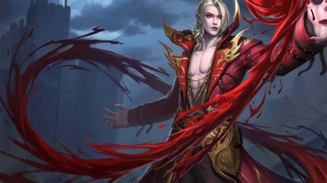 league  angels  heroes adolf skill blood ritual lev art