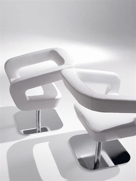 poltrone girevoli design shape poltrona design di tonon girevole in pelle o