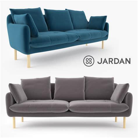 jardan couches 3d model jardan andy sofa interior