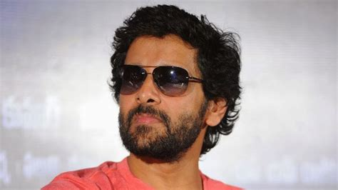 shankar the creative director: Chiyaan Vikram
