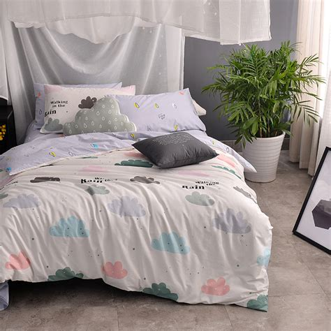kawaii comforter cute bedding set promotion shop for promotional cute