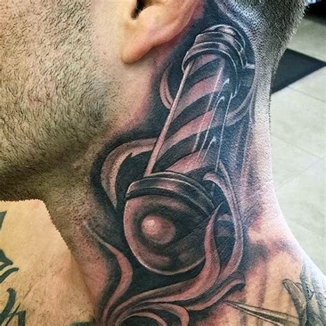 barber tattoo ideas 100 barber tattoos for masculine design ideas
