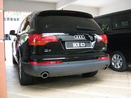 kereta mewah koleksi kereta kereta mewah milik bekas menteri tanah