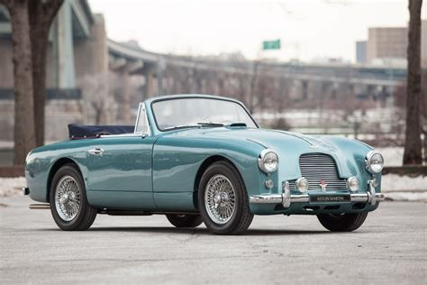 1955 Aston Martin by 1955 Aston Martin Db2 4 Lhd Drophead Stock 20208 For