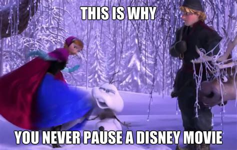 Disney Frozen Meme - olaf frozen know your meme