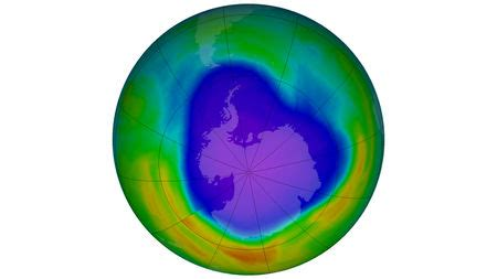 Pisau 4in Ozone new threat to ozone layer found science aaas