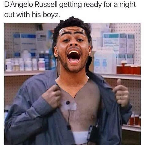 Russell Meme - 20 funniest d angelo russell memes page 2 of 3 celeb