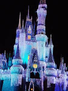 disney world castle lights walt disney world lights castle