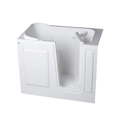 american standard walk in bathtub american standard gelcoat standard series 48 in x 28 in