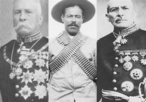 imagenes de la revolucion mexicana y su significado los 19 personajes de la revoluci 243 n mexicana principales