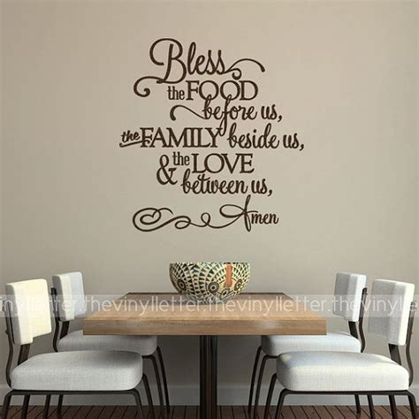 kitchen wall quote stickers 17 best ideas about kitchen decals on next homes diy projects for home and diy home