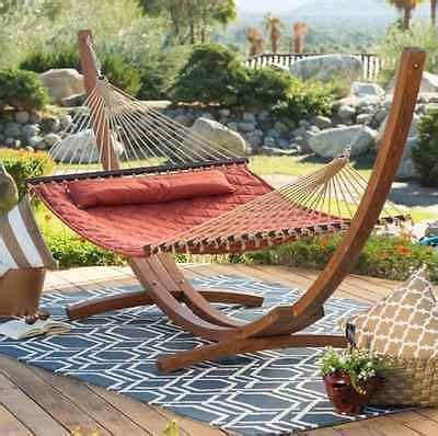 1000 ideas about outdoor hammock bed on