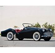 Triumph TR3 1955–57 Images 2048x1536