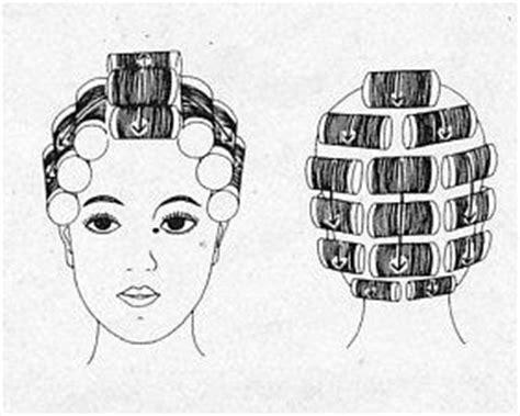 brick pattern roller set bobbins and bombshells basic setting patterns for vintage