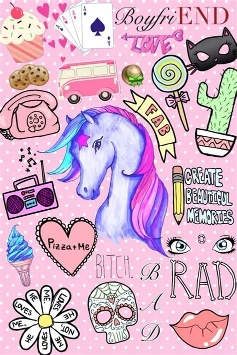 Imagenes Kawaii Collage | tumblr collage tumblr collages pinterest collage