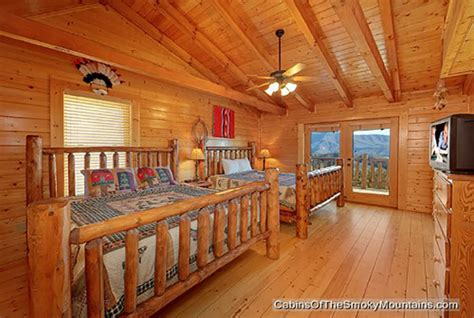 Dreaming Above The Clouds Cabin by Pigeon Forge Cabin Dreaming Above The Clouds 8 Bedroom