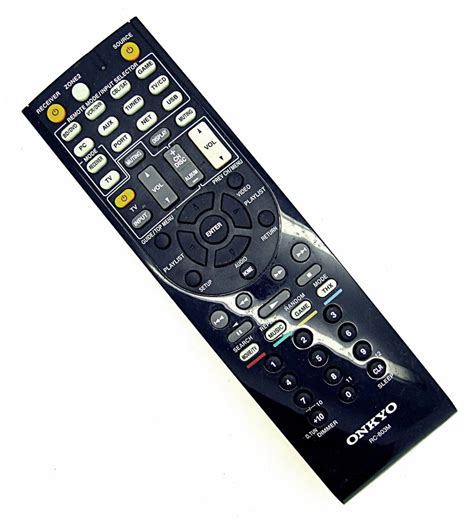 Remote Indovision Digital Receiver Original original onkyo fernbedienung rc 803m av receiver remote