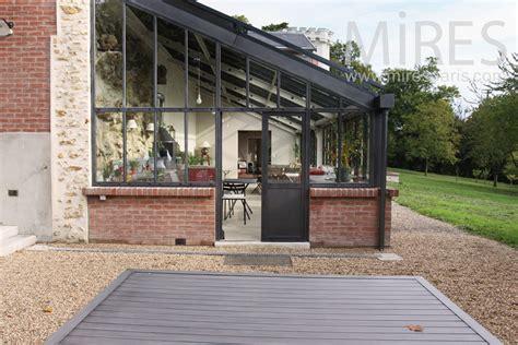 veranda brick and metal c0775 mires - Veranda Metall