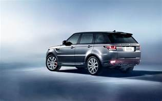 new 2014 range rover sport suv details and pictures