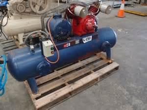 air compressor servex model 5a v cylinder approx 20 cfm v bel auction 0048