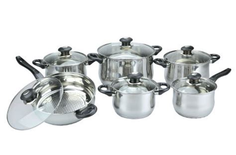 Vicenza Serving Set vinaroz 12 vicenza stainless cookware cookwareset
