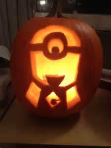 minion pumpkin carving template minion pumpkin
