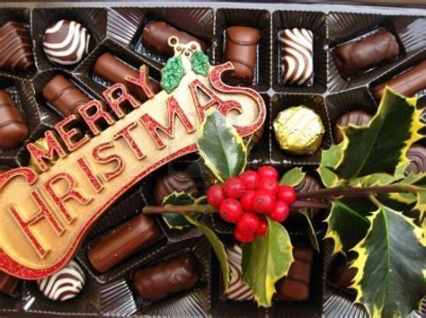 chocolate tempts christmas is all about chocolates