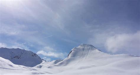 Daerah Salju gambar gunung musim dingin awan langit pegunungan cuaca alpine puncak austria