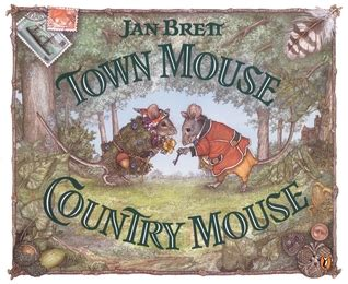 last stop in a handley mystery books town mouse country mouse by jan brett reviews