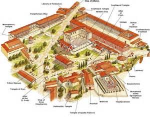 Temple Floor Plan 5 Ancient Greece