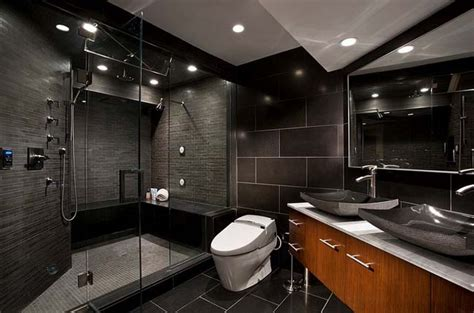 black bathroom design ideas 15 amazing black bathroom designs