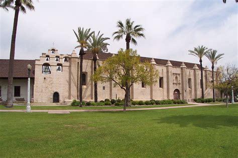 Mission San Diego De Alcala Floor Plan Mission San Gabriel Arc 225 Ngel Wikipedia