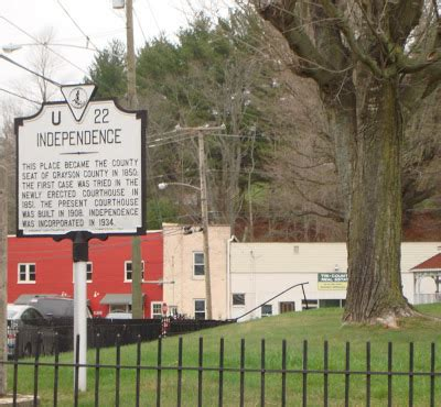 Rocky Knob Visitor Center by Mike S Touring Journal Cherry Blossoms And A National