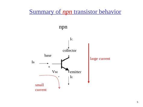 transistor exle transistor npn equations 28 images npn transistor principles and practical uses