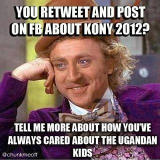 Kony 2012 Meme - media memes curated links and videos related to the