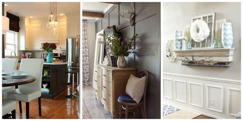 14 ways to decorate your house without expensive solutions how to fake molding diy wainscoting