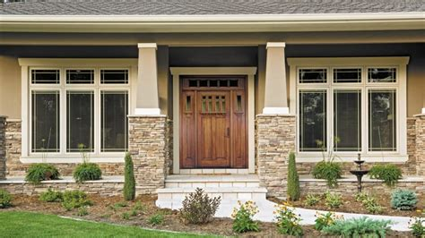 Front Doors for Craftsman Style Houses   Angie's List