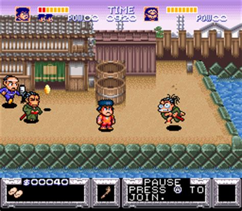emuparadise adventure games legend of the mystical ninja the europe rom