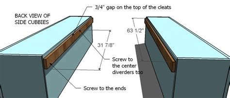 full size bed plans  drawers woodworking projects