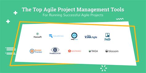 quickly compare 10 top agile project management tools