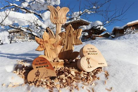 Dekoration Holz