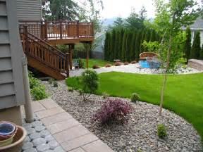 Backyard Landscaping Cost by Cheap Landscaping Ideas For Small Backyards Erikhansen Info